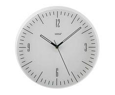 """Zegar ścienny Versa """"Carson"""", Ø 30 x 6 cm"""