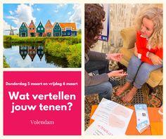 Tenen en hun verhaal - #365tenen: Tenen lezen in #Volendam #tenenlezen #persoonlijkeontwikkeling