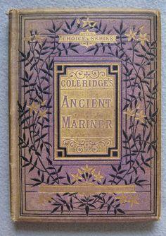 Coleridge's Rime of the Ancient Mariner ...Samuel Taylor Coleridge 1857