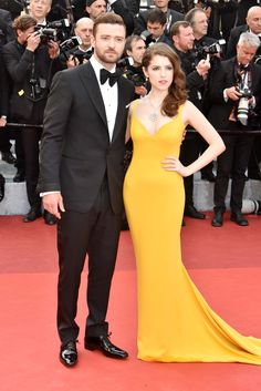 NEWS&TRENDS 19.5.2016,,, Justin Timberlake in Tom Ford and Anna Kendrick in Stella McCartney and Bulgari