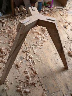 takahashi-mcgil:This is going to be legs of a side table.