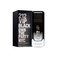 "f0d1dd987b iGOshopping on Instagram  ""Valentines Special Men s Perfume 212 VIP Black  Carolina Herrera EDP (200 ml) 212 VIP Black is an explosively spicy  fragrance ..."