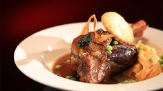 deconstructed lamb shank and sherry pie mkr more lamb recipes quiches ...