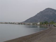 Kamena Vourla beach, Greece