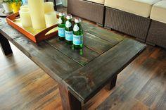 DIY Scrap Wood Table