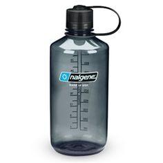 Nalgene bottles    Saves me tons of money in unbought bottled water.