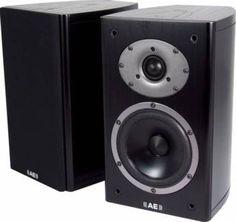 Acoustic Energy Aelite 1 Bookshelf Speakers /Pair (Black Ash) | Speakers | Gumtree Australia Manningham Area - Doncaster | 1114879005