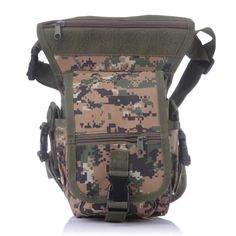Reasonable Outdoor Tactical Bag Molle Sports Single Shoulder Cross Body Chest Pack Hiking Camping Hunting Army Military Airborne Bags Men Camping & Hiking Climbing Bags
