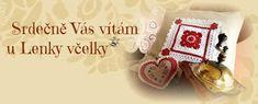 Lenka včelka Crochet Puff Flower, Acorn, Crochet Patterns, Embroidery, Flowers, Blog, Anna, Curtains, Autumn