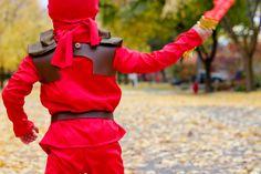 Halloween Ninjagos - delia creates