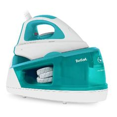 Tefal SV5011 With this steam generator iron from Tefal you will be able to breeze through the household ironing all with its 2200W power. With its ultra-efficient iron, it is able to heat up in just 2 minutes mean http://www.MightGet.com/may-2017-1/tefal-sv5011.asp