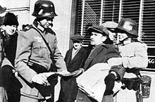 """TIL of """"If Day"""" which was a simulated Nazi German invasion and occupation of the Canadian city of Winnipeg Manitoba and surrounding areas on 19 February 1942 during the Second World War. Nick Rhodes, Simon Le Bon, New Wave, John Taylor, Great Bands, Cool Bands, Birmingham, Roger Taylor Duran Duran, Canadian Soldiers"""