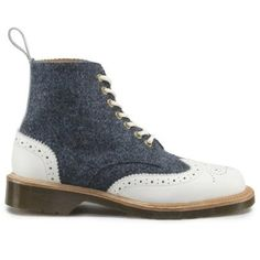 fancy Doc Martens: who would have thought they'd make a comeback