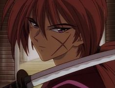 My ultimate anime crush. Forever and always, will be Himura Kenshin of Rurouni Kenshin. Hitokiri Battousai. Perhaps it's his scar. I'm a sucker for scars. Or it could be his impeccable sword wielding. Either way, he's a favorite of mine and Rurouni Kenshin is still among my favorite anime!