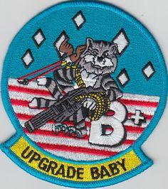 "F-14 TOMCAT B+  ""Upgrade Baby"""