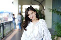 Thai Model, Ulzzang Boy, Header, My Girl, Girlfriends, Cute Girls, Muse, Ootd, Kawaii