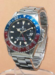 ROLEX GMT-MASTER Cal.1675 C 1970'S #vintagewatch #vintagerolex #rolex #gmtmaster #1675