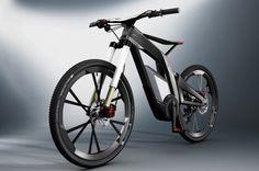 2500ccエンジン級の大トルクでウィリー可能! Audiが放つ超ド級電動自転車「Audi e-bike Worthersee」 « ニュース « 自動車 « ファッション、時計、高級車、男のための最新情報|GQ JAPAN