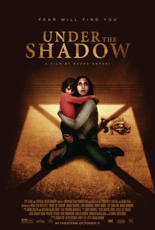 Under the Shadow - Despite its very low-budget, this film remains a haunting, slow-burning and introspective psychological horror, dealing with the struggles of an independent mother in Post-revolution Iran. (8.25/10)