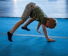 CrossFit Kids » Pre School Workouts