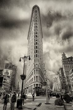 Flatiron Building by Craig C, via 500px
