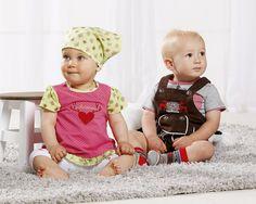 Süße Trachtenmode für Babys von BONDI Kind Mode, Face, Shopping, Cool Tees, Baby Girls, Little Dresses, Spring Summer, Dirndl, Guys