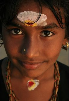 Ayyappa Girl – Karnataka, India