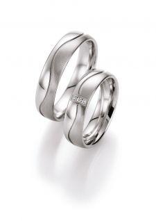 Collection Ruesch Eheringe Silber kaufen - http://www.steiner-juwelier.at/Schmuck/1-Paar-Collection-Ruesch-Silver-Inspiration::573.html