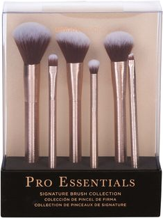ROSE GOLD Brush Sets, Rose Gold, Brush Pen