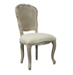Celine Dining Chair Carved. A Block and Chisel Product.