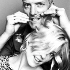 Brody Dalle and Josh Homme