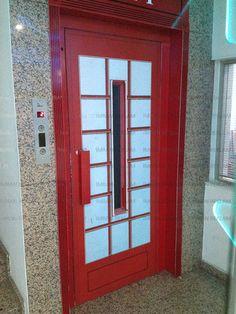 Asansör Kapısı Reklam Giydirme