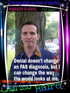 Self-advocator of FASD
