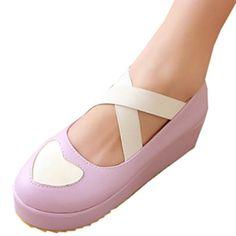 Partiss Damen Sweet Lolita Shoes Japanisch High-top Casual Schuhen Lolita Pumps Herbst Fruehling Hochzeit Tanzenball Maskerade Cosplay Bowknots Platform Pumps Lolita Schuhen,34,Purple Partiss http://www.amazon.de/dp/B01EJ3T3LA/ref=cm_sw_r_pi_dp_6VXfxb07TT0A6