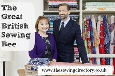 The Great British Sewing Bee - supplies, techniques and projects
