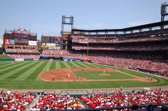 Not that we need them, but here are five reasons to get excited about baseball season in #Missouri! #Cardinals