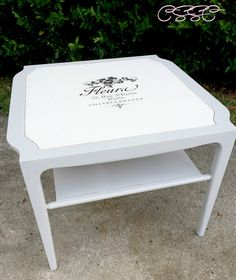 DIY Antique French Table - Reader Feature