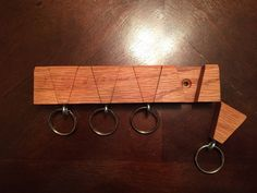 Such a simple concept! Could use to hang more than just keys?