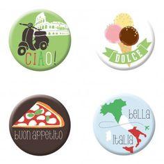 moses. Verlag Fernweh Magnete Italien 4er-Set | design3000.de Design3000, Shops, Decorative Plates, Home Decor, Italy, Gifts, Magnets, Tents, Decoration Home