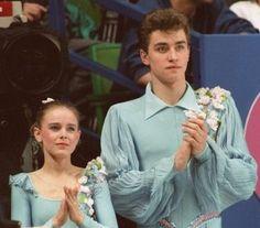 Ekaterina Gordeeva & Sergei Grinkov in 1988