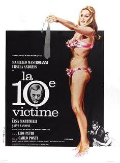 دانلود فیلم the 10th victim 1965