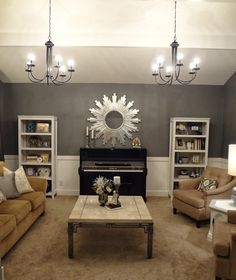 Best Studio 7 Interior Design The Importance Of Proper Lighting Within Family Room Ceiling