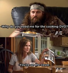"Your wife is always right, so it's best not to fight it. | 20 Things You'll Only Understand If You Watch ""Duck Dynasty"""