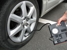 Ten Ways to Make a Vehicle Last - 7. Inflate your tires regularly