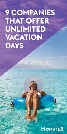 http://mnstr.me/2dCeNx69 Companies that Offer Unlimited Vacation Days. Where will you travel?