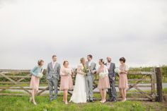 A Village Fete Themed Wedding Inspired by the Bride and Groom's Grandparents...
