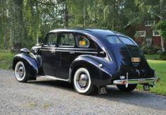 1946 Volvo PV60 Sedan For Sale Rear