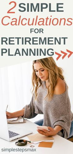 If you are saving money for retirement, you definitely want to check out these calculations. An important part of smart personal finance is saving money for retirement. Make sure you're on track. #personalfinance #financialtips #moneytips #retirement Retirement Savings Plan, Retirement Accounts, Saving For Retirement, Retirement Planning, Save My Money, Ways To Save Money, Money Tips, Monthly Expenses, Saving For College