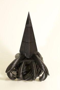 Watson VI (3D Printer Plastic) - Ellis von Sternberg