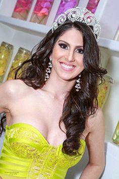 Bernat Joely Crowned Miss World Dominican Republic 2013